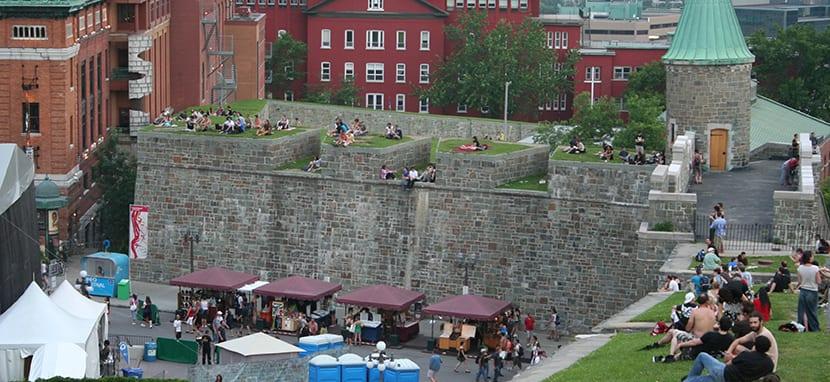 Murallas de Quebec
