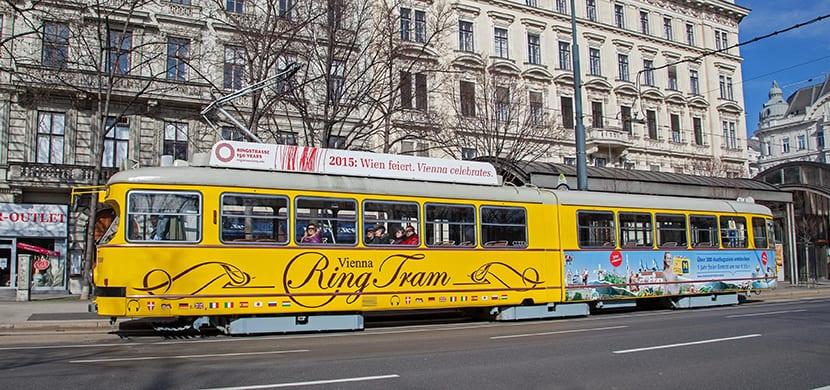 Tranvía de la Ringstrasse