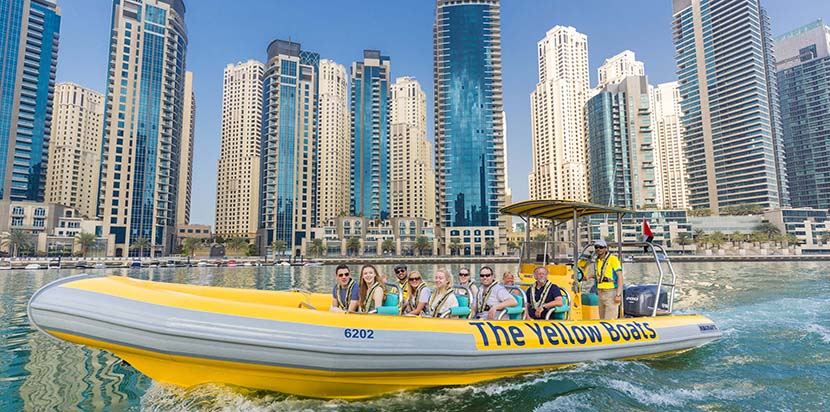 Yellow Boat Tours