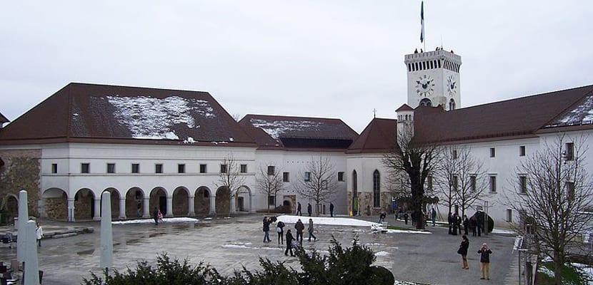 Castillo de Lubliana