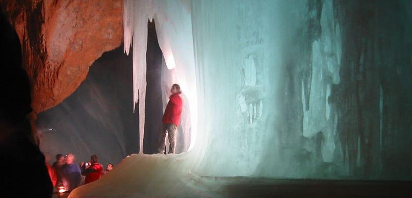 Cueva Eisriesenwelt