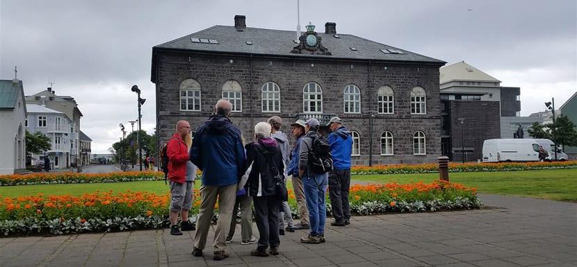 Reykjavík Caminatas Turísticas