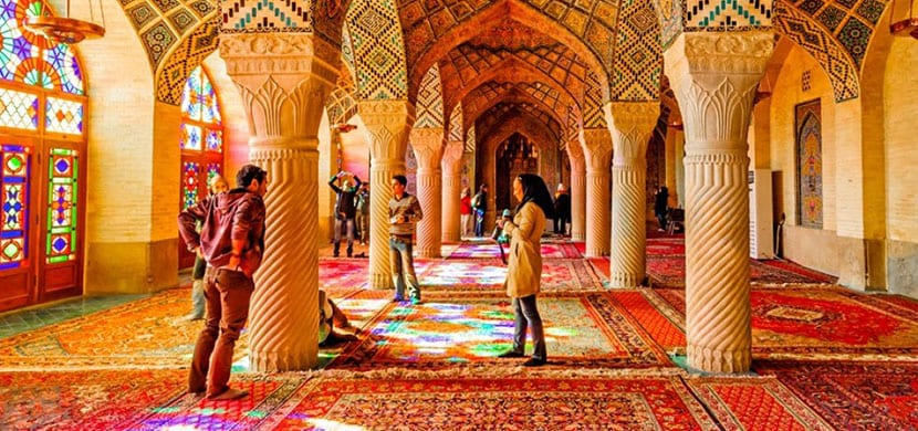 mezquita-en-shiraz