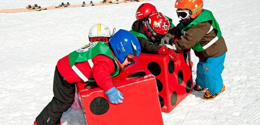 Juegos de nieve