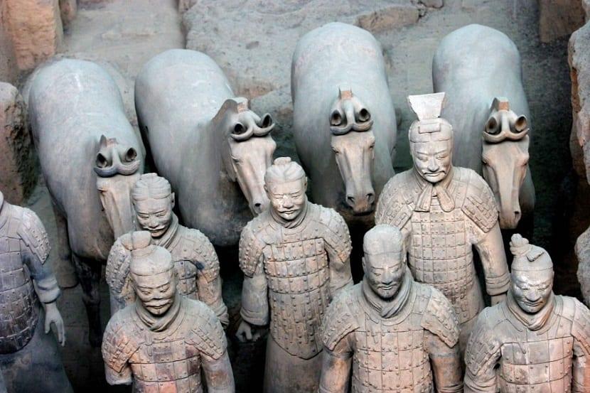 La Gran Muralla y el ejército de terracota, dos grandes visitas en China (II)