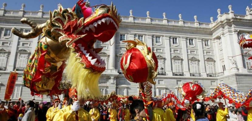 7 planes para celebrar el Año Nuevo Chino en Madrid