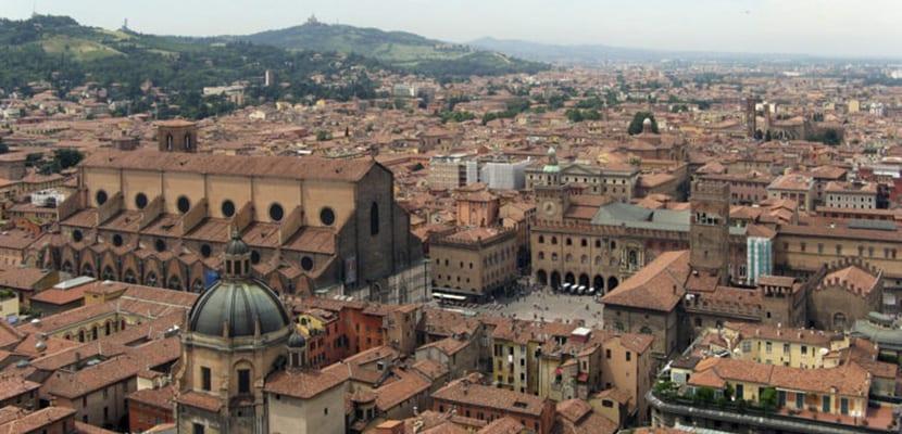 Visita a la ciudad de Bolonia en Italia, qué ver