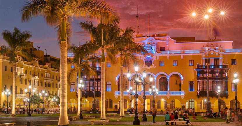 5 lugares para visitar en Lima