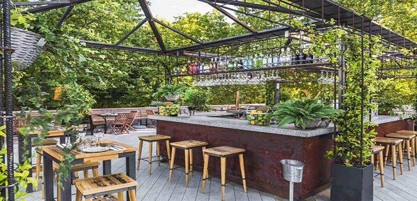 Las 16 mejores terrazas de verano en Madrid