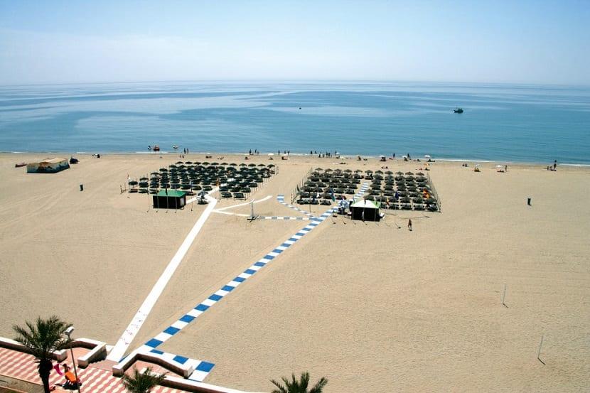 Las 5 playas m s limpias de espa a para ba arse - Banarse en madrid ...