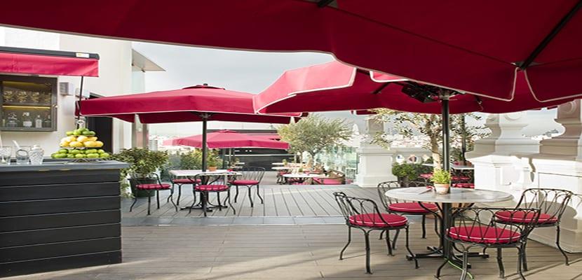 Las 16 mejores terrazas de verano en madrid - The principal madrid ...