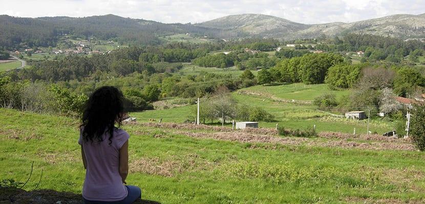 Rural gallego
