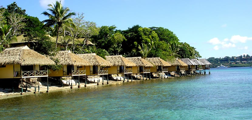 Vanuatu, un paraíso lejano
