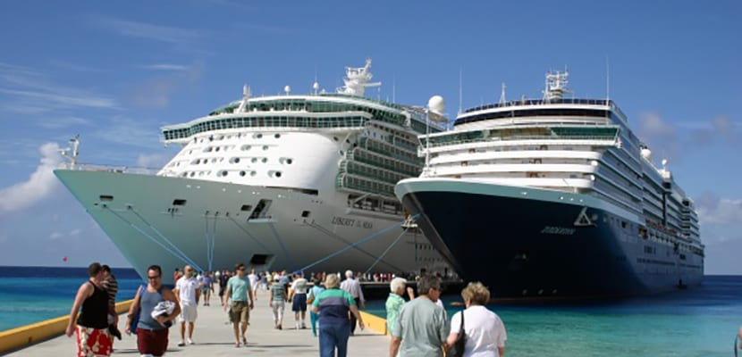 Cruceros viajar
