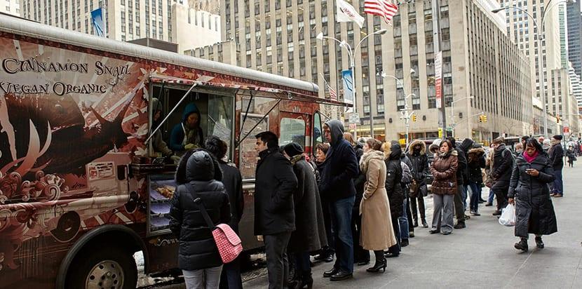 Los mejores food trucks de Nueva York