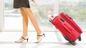 Cómo viajar durante toda una semana con una única maleta de mano