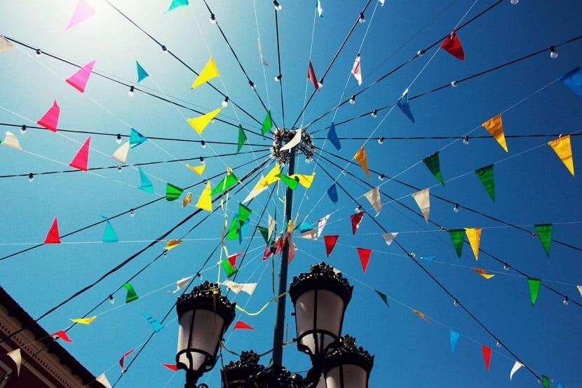 Fiestas populares por España