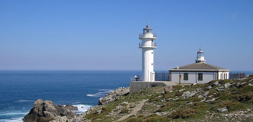 Faro de Cabo Touriñán