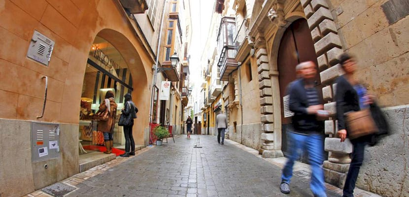 Calles de Mallorca