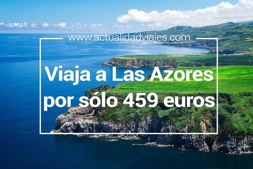 Viajar a los Azores