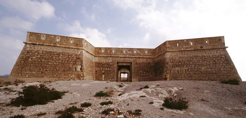 Castillo de Níjar