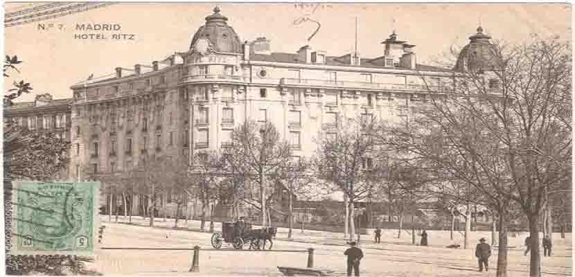 El hotel ritz de madrid cierra sus puertas turismo - Hoteles ritz en el mundo ...