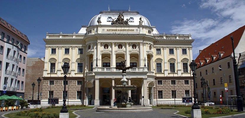 Teatro Nacionbal