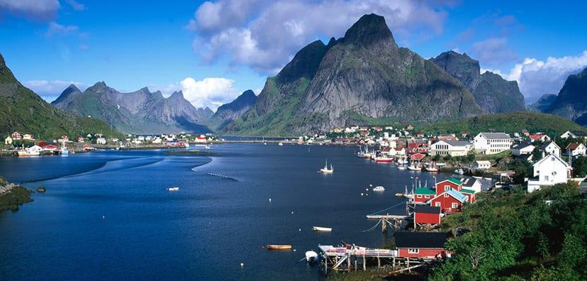 Islas Lofoten, paraíso en Noruega