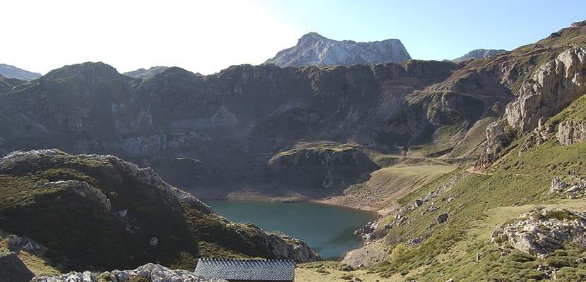 Asturias parque natural