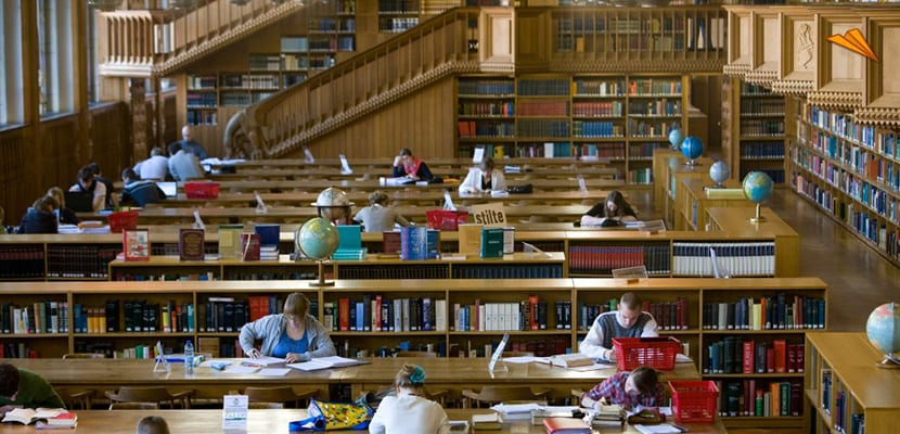 Biblioteca universitaria de Lovaina
