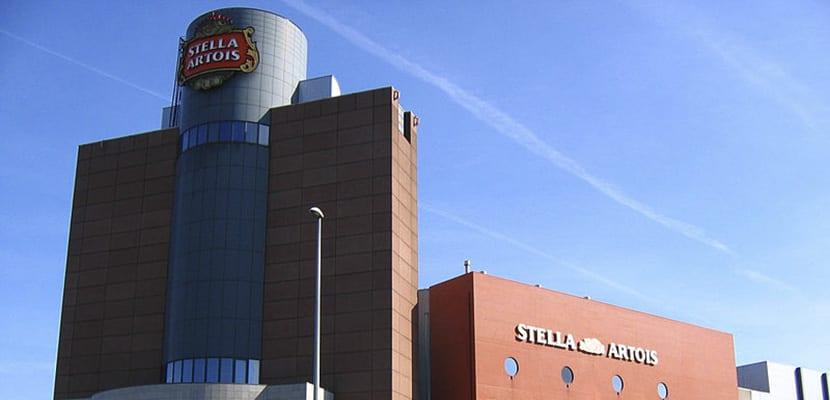 Fábrica Stella Artois