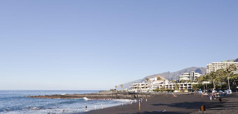 Puerto de Santiago en Tenerife