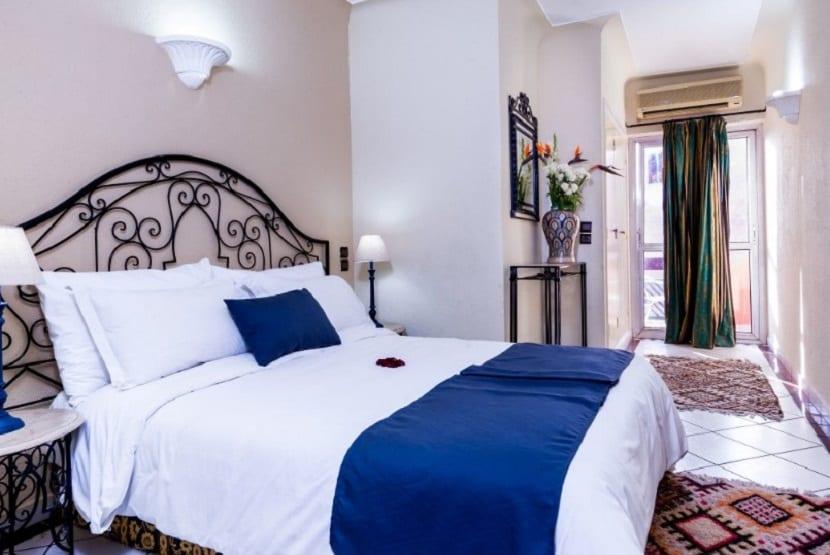 Alojamiento barato en Marrakech