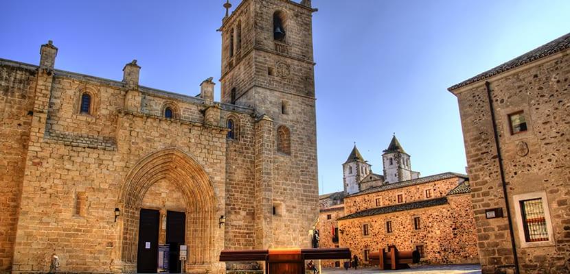 Casco histórico Cáceres