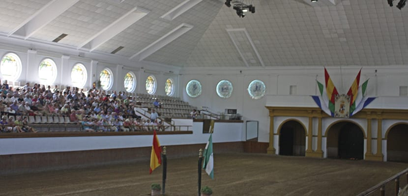 Escuela ecuestre de Jerez