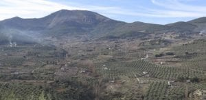 Sierra Magina en Jaén