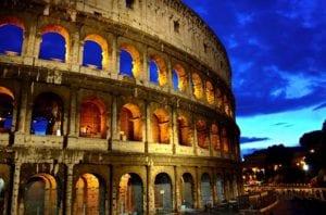 Ofertas de vuelos a Roma