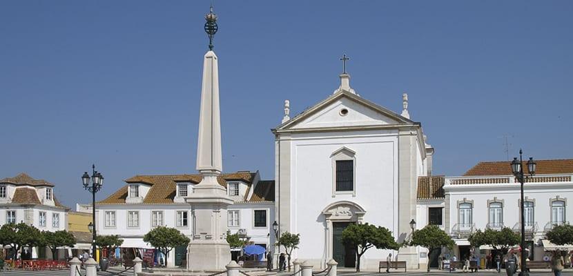 Plaza en Vila Real