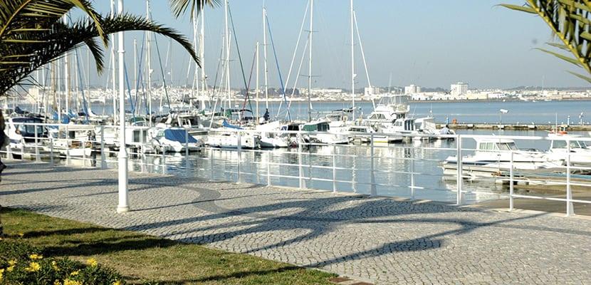Puerto de Vila Real de SAnto Antonio