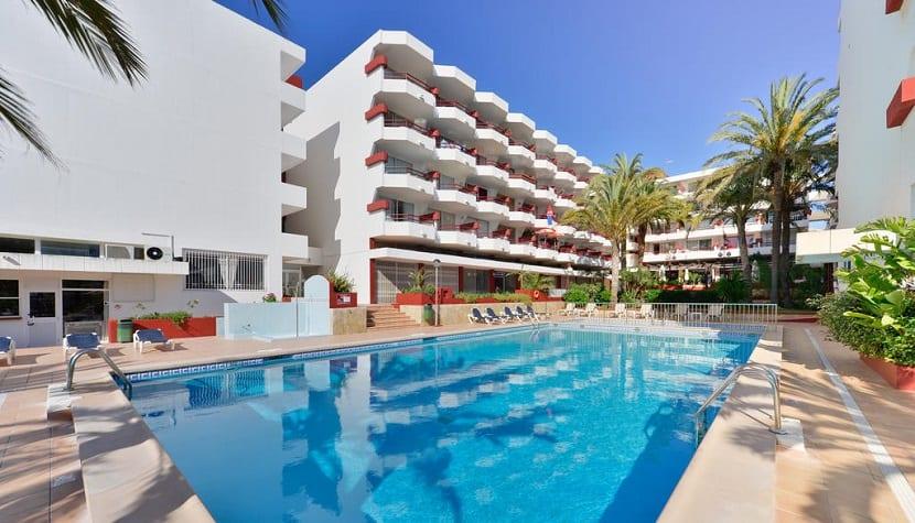 Hospedaje barato en Ibiza