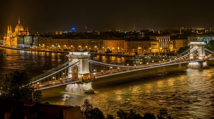 Ciudad Budapest