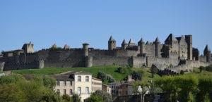 Carcasona en Francia