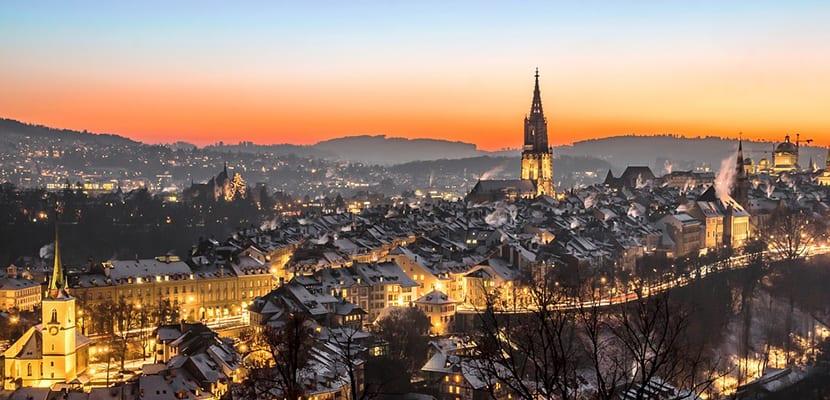Berna en Suiza