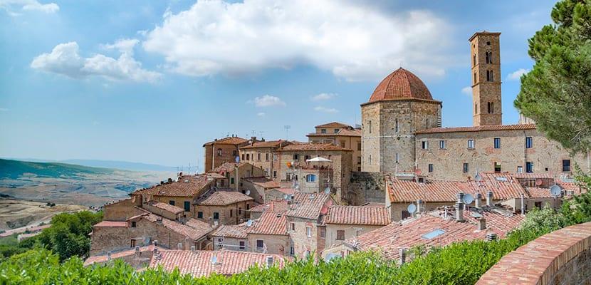 Volterra en Italia