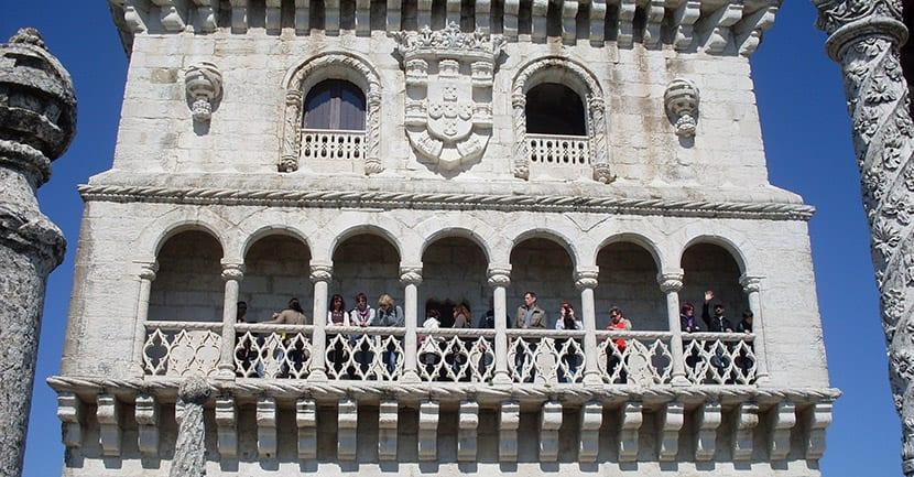 fachada Torre de Belém