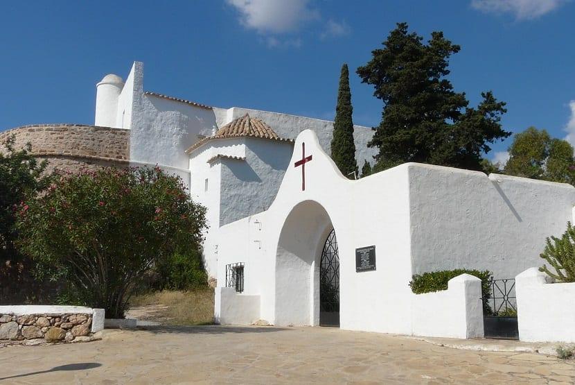 Iglesia Ibiza