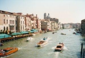 Viaje a Venecia