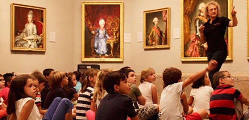 visitar museos