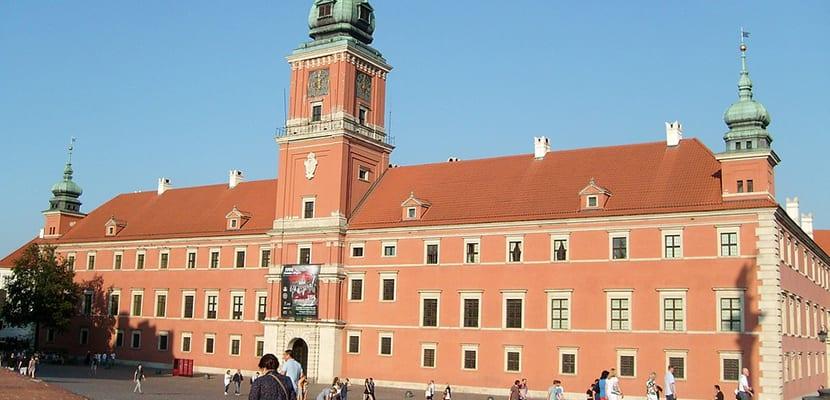Castillo de Varsovia