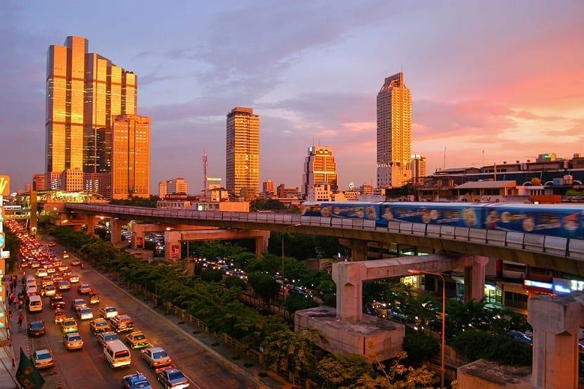 Viaje a Bangkok